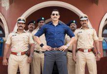 Ranveer Singh look from Temper Hindi remake Simmba