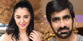 Ravi Teja and Malvika Sharma rumour busted by Vi Anand