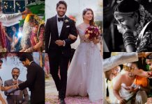 Samantha Akkineni shares her wedding video
