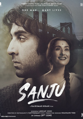 Sanju New Poster: Manisha Koirala as Nargis Dutt