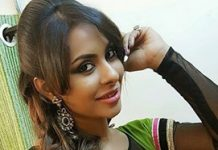 Sri Reddy dominates Telugu Heroes in Facebook