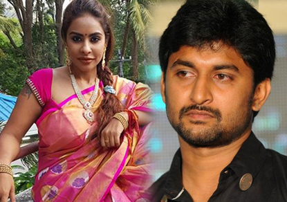 Sri Reddy responds to Nani legal notices