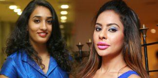Sri Reddy shocking reply to Nani wife Anjana
