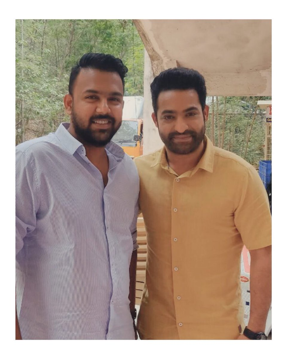 Tharun Bhascker next with Jr NTR