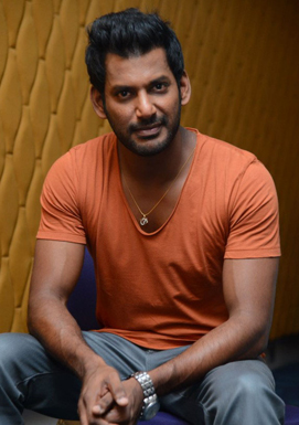 Vishal Krishna responds on Nani and Sri Reddy issue