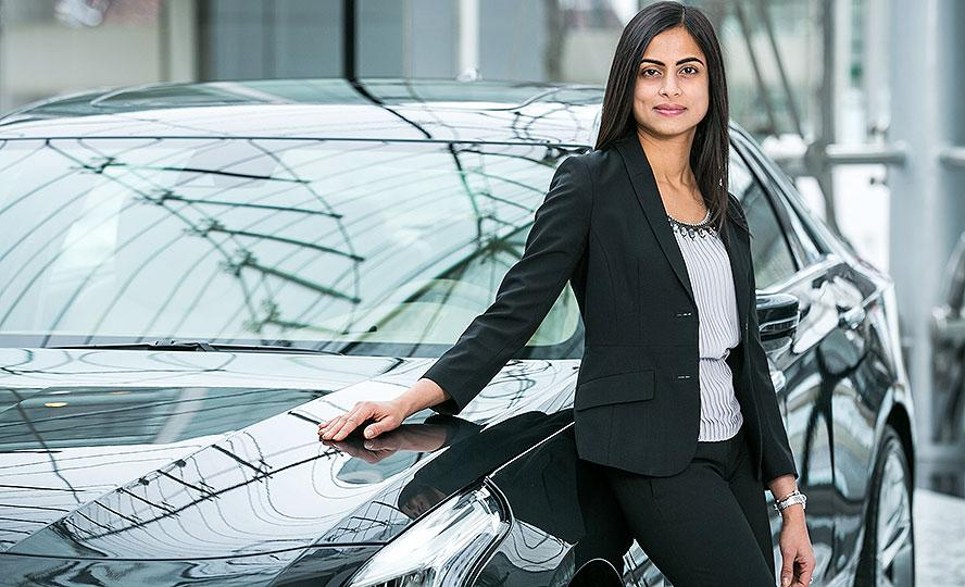 Dhivya Suryadevara: Telugu girl to become CFO of the world biggest auto company GM