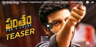Pantham Movie Teaser