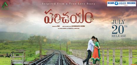 Asian Cinemas bag Parichayam Nizam rights