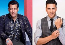 Akshay Kumar and Salman Khan in Forbes List of World's Highest Paid Celebrities 2018