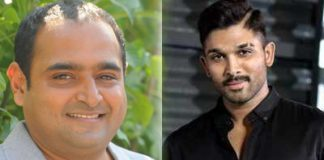 Allu Arjun in Vikram Kumar next
