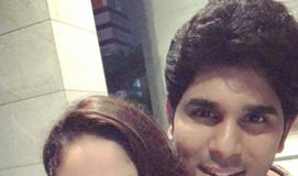 Allu Sirish caught with Yami Gautam