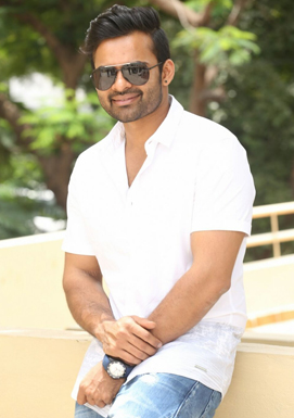 Did Sai Dharam Tej commit for flop movies?