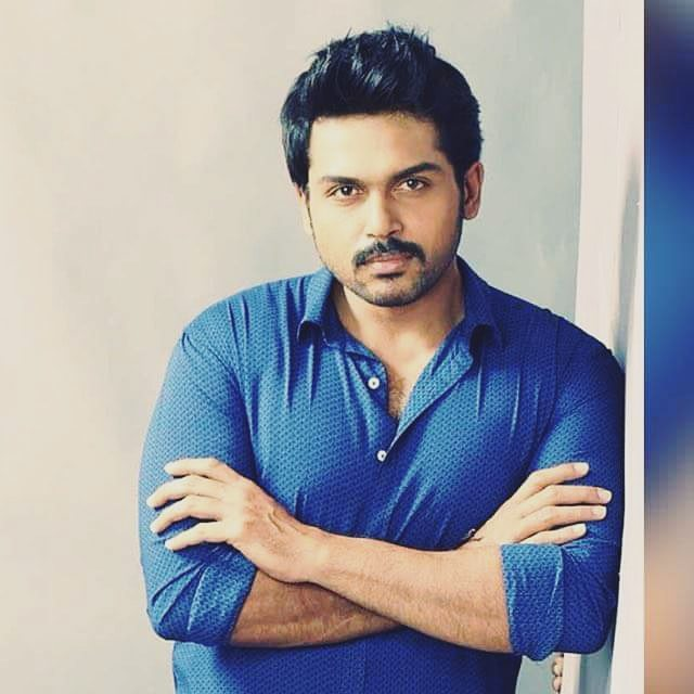 Karthi turns Politician