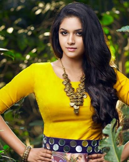 Talent unlimited! Keerthy Suresh