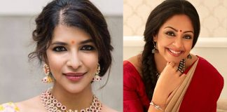 Lakshmi Manchu singing praises for Jyothika