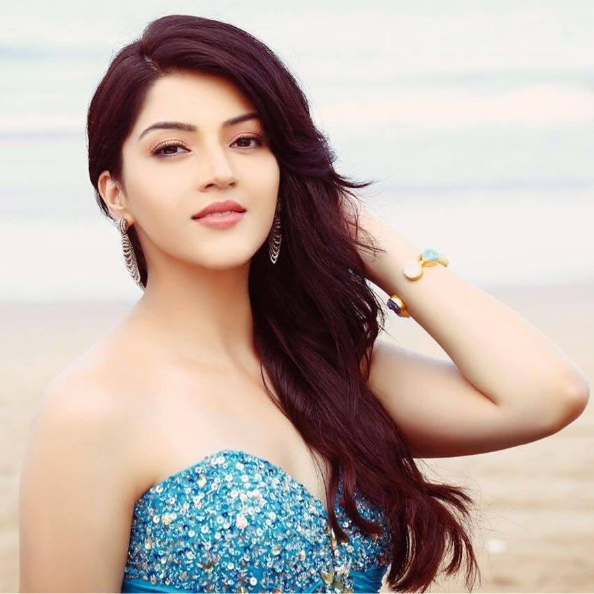 Mehreen Kaur Pirzada in Bellamkonda Sai Sreenivas and Kajal Aggarwal film