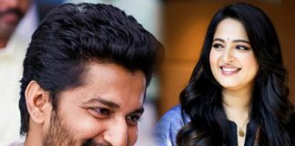 Nani to steal the show of Anushka movie