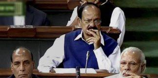 NoConfidenceMotion on BJP Government
