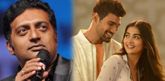 Prakash Raj voice over for Saakshyam