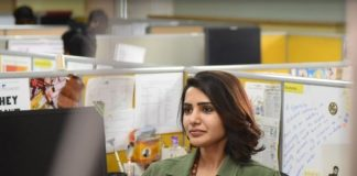 Samantha's 'U Turn' Talkie Completed