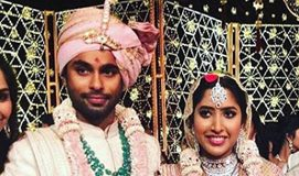 Shriya Bhupal ties the knot with Anindith Reddy