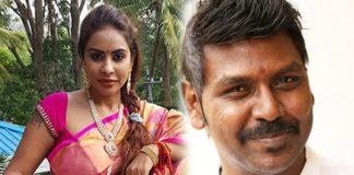 Sri Reddy shocking comments on Raghava Lawrence