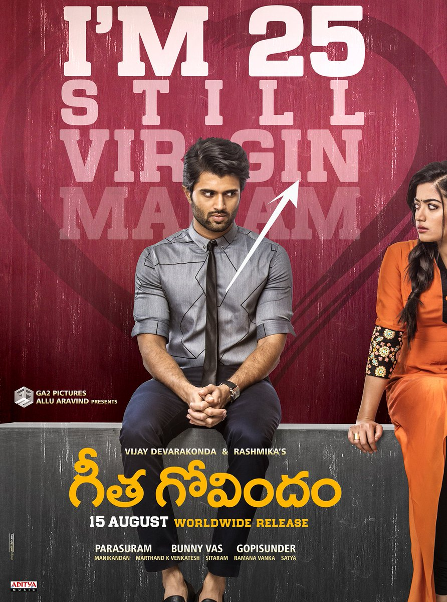 Vijay Deverakonda I m 25, Still Virgin