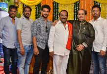 Aadi Saikumar and 'Diamond' Ratna Babu's 'Burra Katha' Launched!