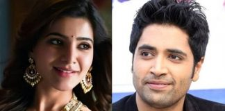 Adivi Sesh says to Samantha: Love You For This
