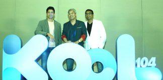 Farhan Akhtar launches Kool 104 Radio Station in Hyderabad!