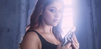 Nayantara tempts Baahubali presenter