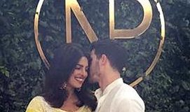 Priyanka Chopra, Nick Jonas engagement