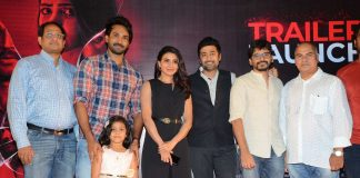 Samantha's 'U Turn' Trailer Launch