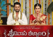 Srinivasa Kalyanam 4 Days Collections