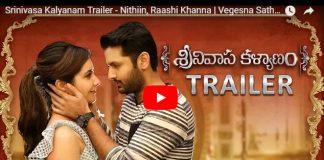 Srinivasa Kalyanam Trailer