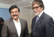 Chiranjeevi gifts gold Jewellery to Amitabh Bachchan?