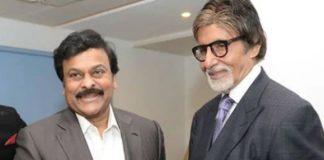 Chiranjeevi gifts gold Jewellery to Amitabh Bachchan?