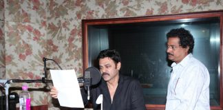 Victory Venkatesh Voice Over For Srinivasa Kalyanam