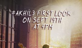 Akhil3 First Look on 19th September