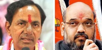 A tricky phone call from Amit Shah changed the TRS chief KCR