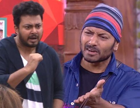 Bigg Boss 2 Telugu : Tanish attacks Kaushal