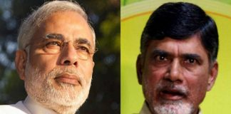 Chandrababu Naidu fires on Narendra Modi