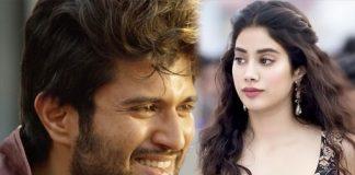 Janhvi Kapoor to romance Vijay Deverakonda?