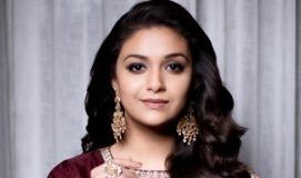 Keerthy Suresh fails her test but creates record