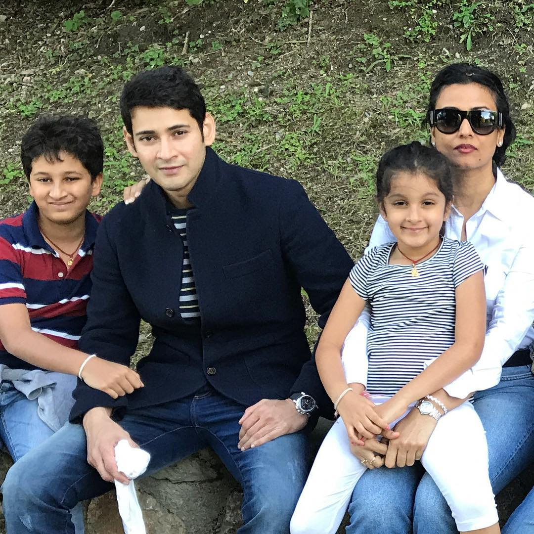 Namrata bring complete picture for Mahesh Babu fans
