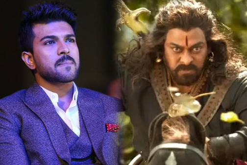 Ram Charan expensive attempt for Chiranjeevi