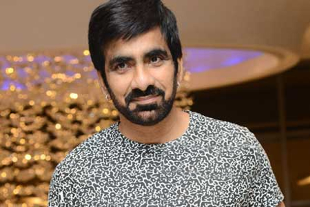 Ravi Teja Double Role in VI Anand film