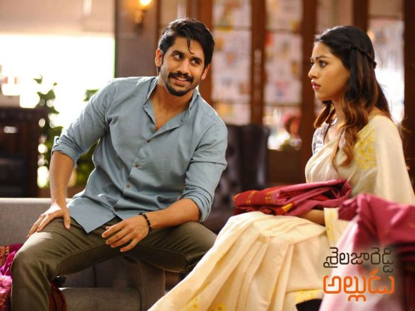 Shailaja Reddy Alludu 4 Days Worldwide Collections