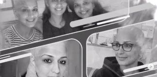 Sonali Bendre New Hair Wig Look, She thanks Priyanka Chopra