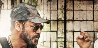 Sri Reddy makes Venkatesh Daggubati an Army Colonel